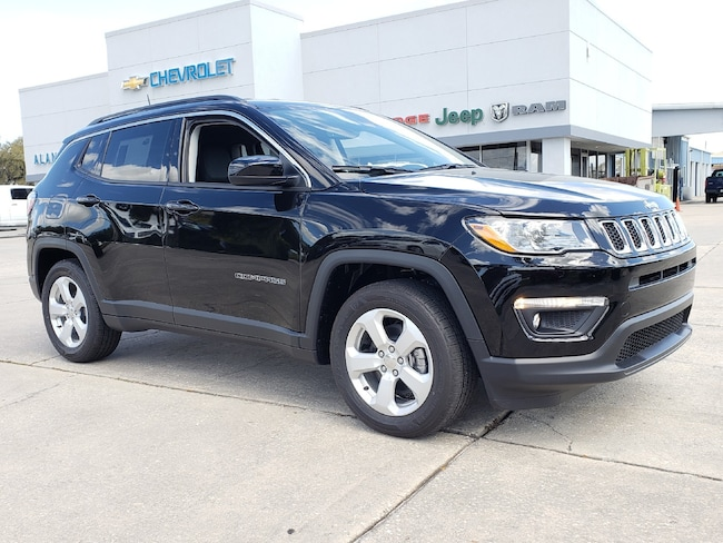 New 2019 Jeep Compass LATITUDE FWD Sport Utility For Sale Wauchula, Florida