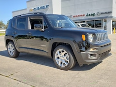 New 2018 Jeep Renegade LATITUDE FWD Sport Utility ZACCJABBXJPJ33775 For Sale Wauchula, Florida