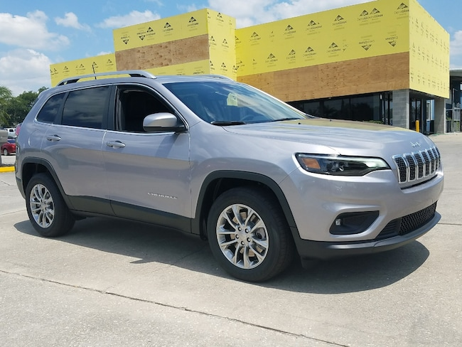 New 2019 Jeep Cherokee LATITUDE PLUS FWD Sport Utility For Sale Wauchula, Florida
