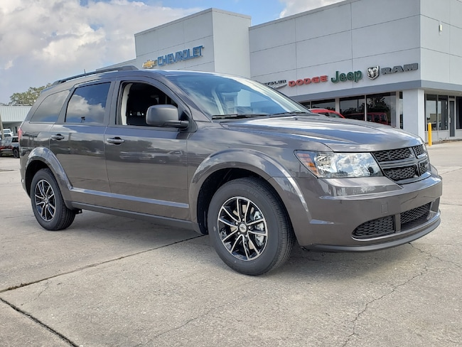 New 2018 Dodge Journey SE Sport Utility For Sale Wauchula, Florida