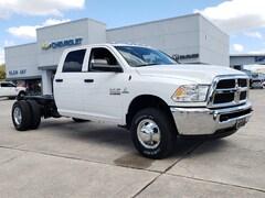 New 2018 Ram 3500 TRADESMAN CREW CAB CHASSIS 4X4 172.4 WB Crew Cab 3C7WRTCL8JG414411 For Sale Wauchula, Florida