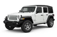 New 2019 Jeep Wrangler UNLIMITED SPORT S 4X4 Sport Utility 1C4HJXDG1KW652772 For Sale Wauchula, Florida