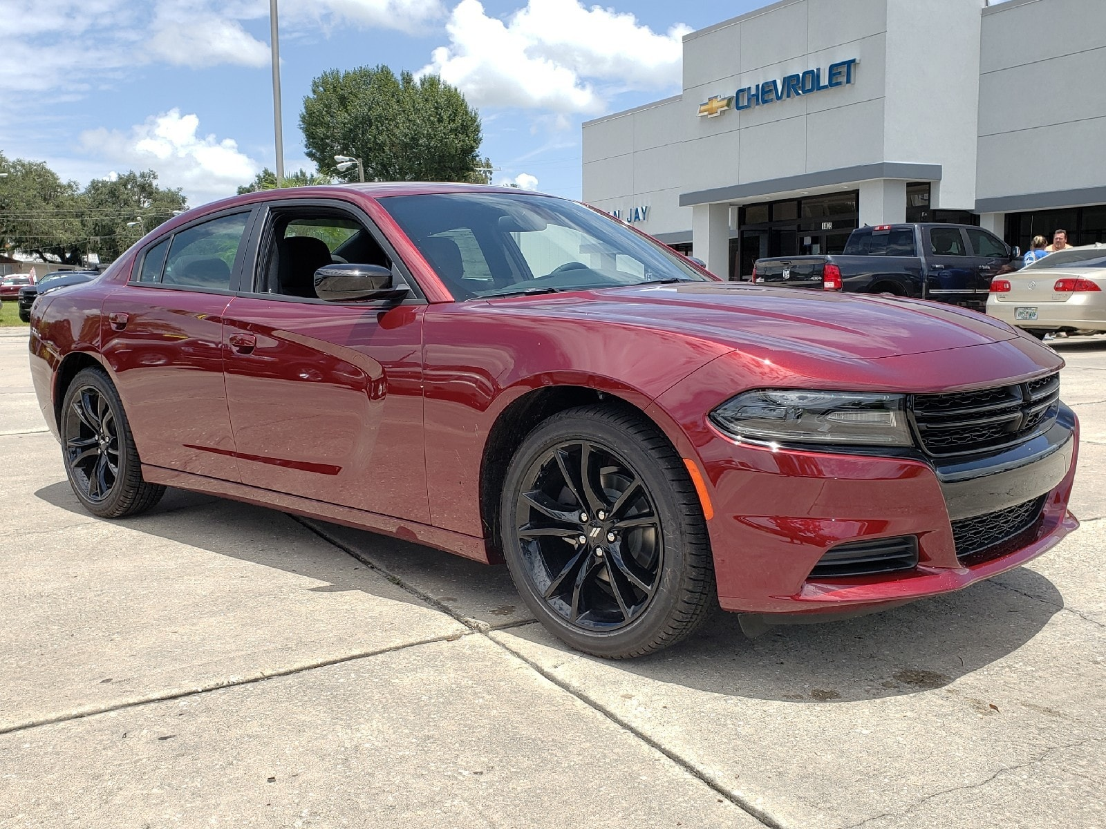 New 2018 Dodge Charger SXT RWD For Sale/Lease Wauchula, FL | VIN#  2C3CDXBG4JH337681