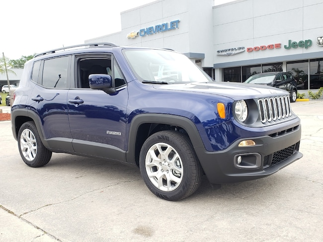 New 2018 Jeep Renegade LATITUDE 4X2 Sport Utility For Sale Wauchula, Florida