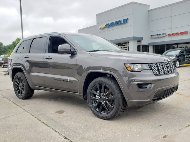 New 2019 Jeep Grand Cherokee ALTITUDE 4X2 Sport Utility For Sale Wauchula, Florida