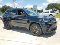 New 2018 Jeep Grand Cherokee TRACKHAWK 4X4 Sport Utility 1C4RJFN94JC362959 For Sale Wauchula, Florida