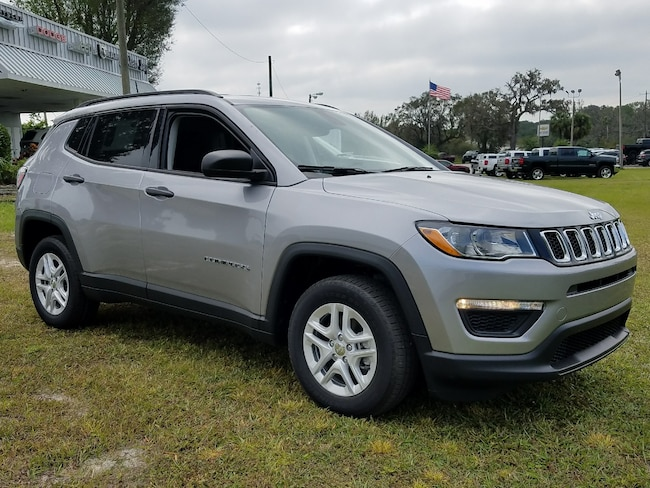 New 2018 Jeep Compass SPORT FWD Sport Utility For Sale Wauchula, Florida