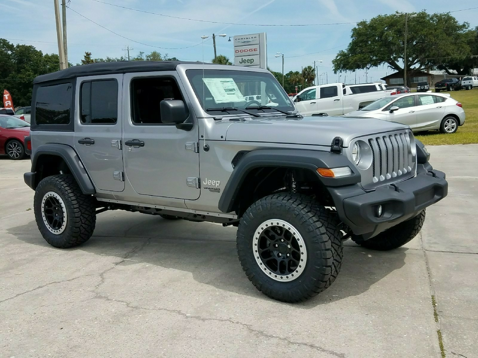 Alan Jay Chrysler Dodge Ram Jeep of Wauchula