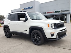 New 2019 Jeep Renegade ALTITUDE FWD Sport Utility ZACNJABBXKPJ76572 For Sale Wauchula, Florida