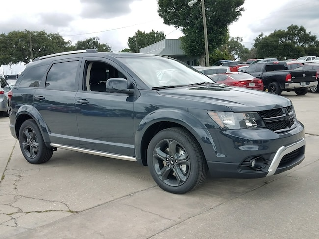 New 2018 Dodge Journey CROSSROAD Sport Utility For Sale Wauchula, Florida