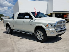New 2018 Ram 2500 LARAMIE MEGA CAB 4X4 6'4 BOX Mega Cab 3C6UR5NL1JG237902 For Sale Wauchula, Florida