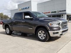 New 2019 Ram 1500 LARAMIE CREW CAB 4X2 5'7 BOX Crew Cab 1C6RREJT5KN628605 For Sale Wauchula, Florida