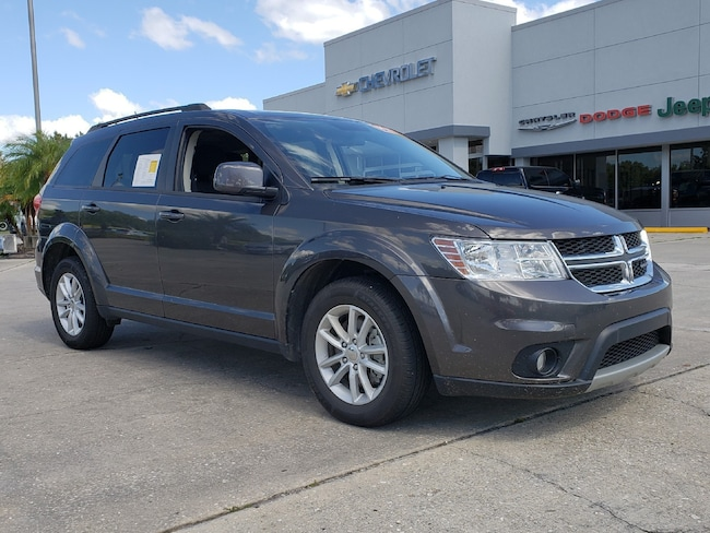 Certified Pre-Owned 2016 Dodge Journey FWD 4DR SXT SUV For Sale Wauchula, Florida