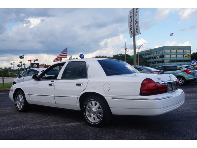 Used 2005 Mercury Grand Marquis For Sale at Alan Jay Ford of