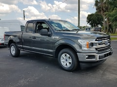 2018 Ford F-150 XLT 2WD Supercab 8 BOX Truck SuperCab Styleside