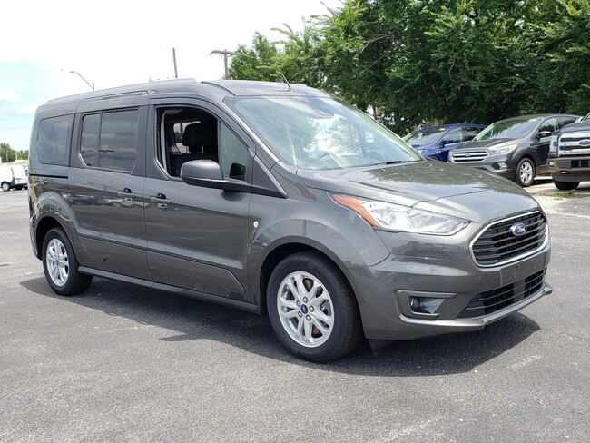 2019 Ford Transit Connect Wagon Wagon Passenger Wagon LWB