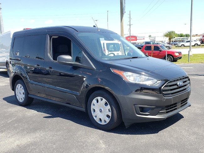 2019 Ford Transit Connect XL SWB W/Rear Symmetrical Doors Van Cargo Van