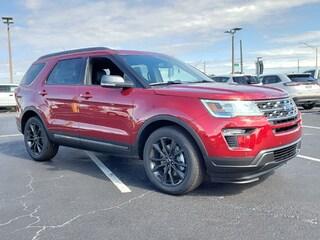 2019 Ford Explorer XLT FWD SUV