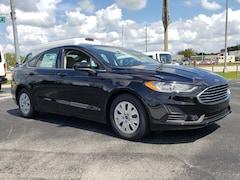 2019 Ford Fusion S FWD Sedan
