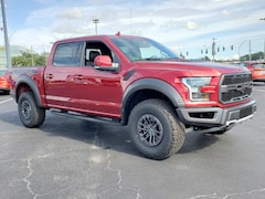 2019 Ford F-150 Raptor 4WD Supercrew 5.5 BOX Truck SuperCrew Cab