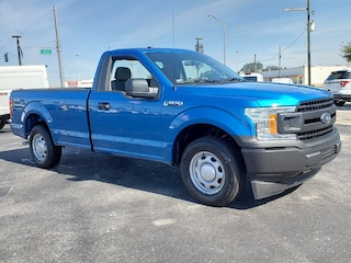 2019 Ford F-150 XL 2WD REG CAB 8 BOX Truck Regular Cab