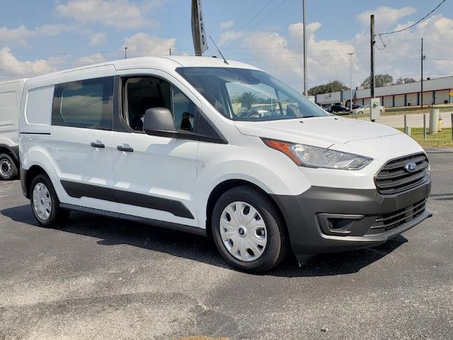 2019 Ford Transit Connect XL LWB W/Rear Symmetrical Doors Van Cargo Van