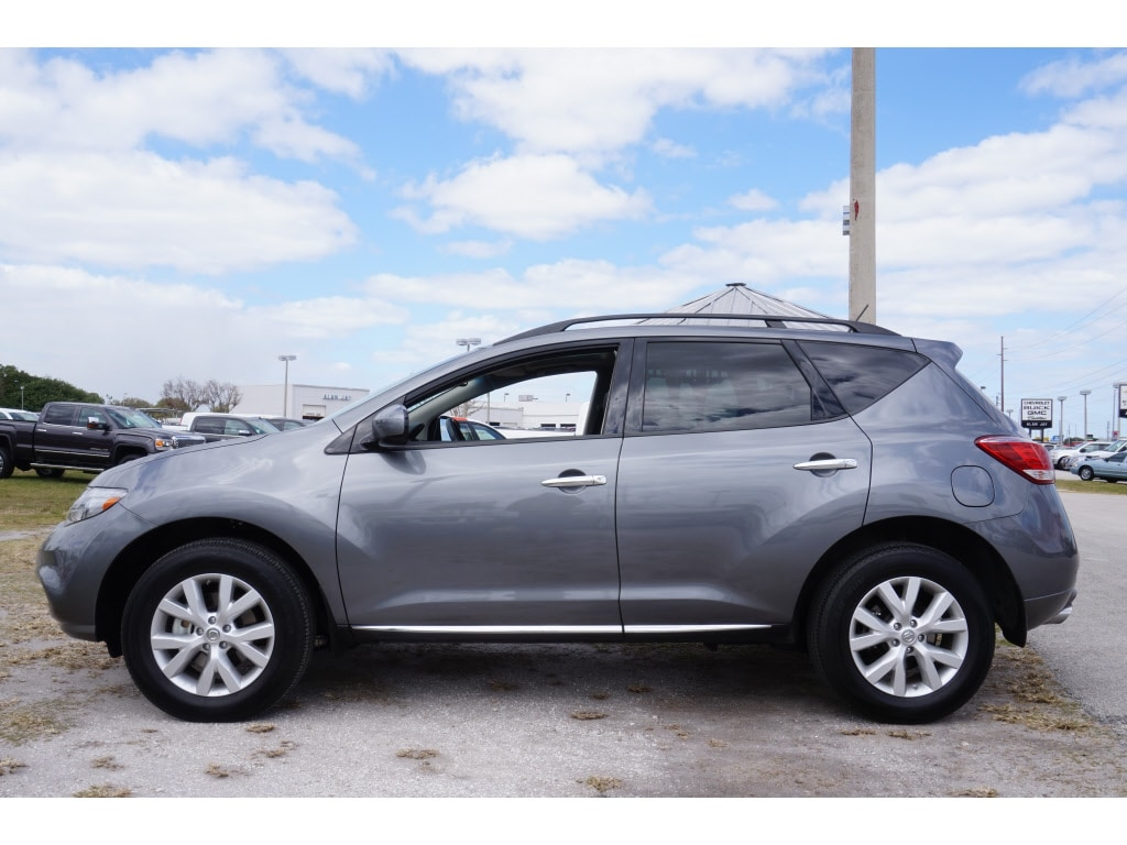 Alan Jay Nissan >> Used 2014 Nissan Murano For Sale | Sebring FL