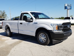 2018 Ford F-150 XL 2WD REG CAB 8 BOX Truck Regular Cab