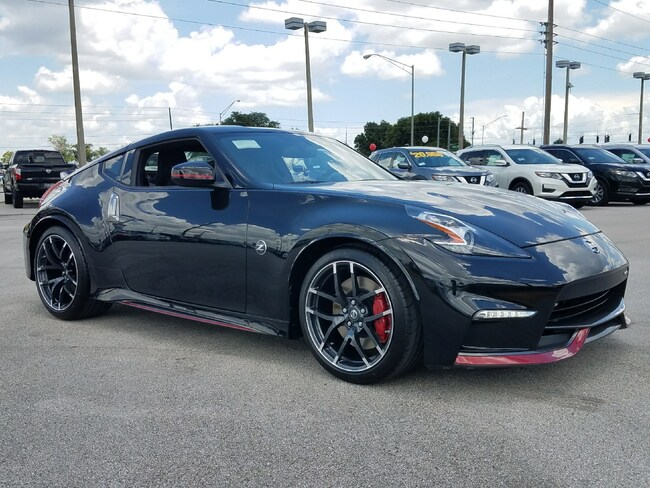 New 2019 Nissan 370z Coupe For Sale At Alan Jay Automotive Network