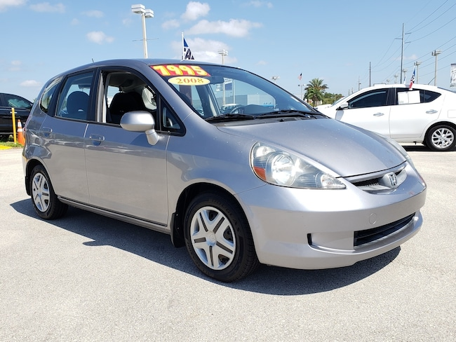 2008 Honda FIT Base Hatchback