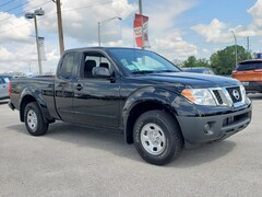 2019 Nissan Frontier King CAB 4X2 S Manual Truck King Cab