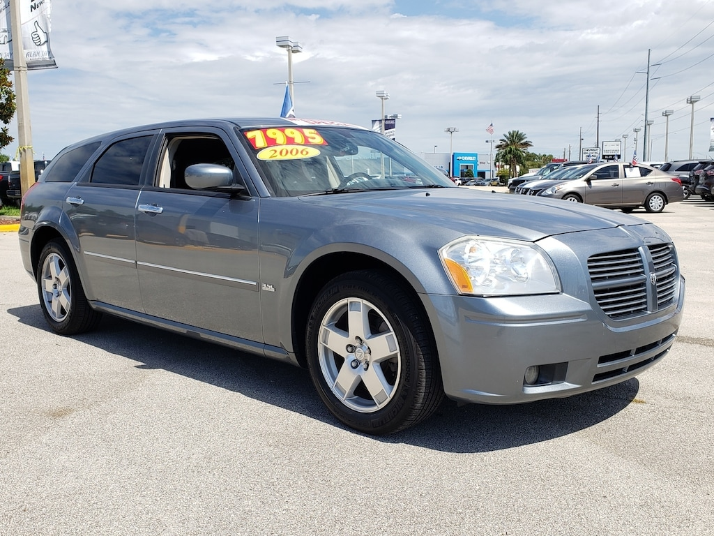 Dodge Magnum For Sale Near Me >> Used 2006 Dodge Magnum Sxt For Sale Wauchula Fl Vin 2d4gz47v26h437275