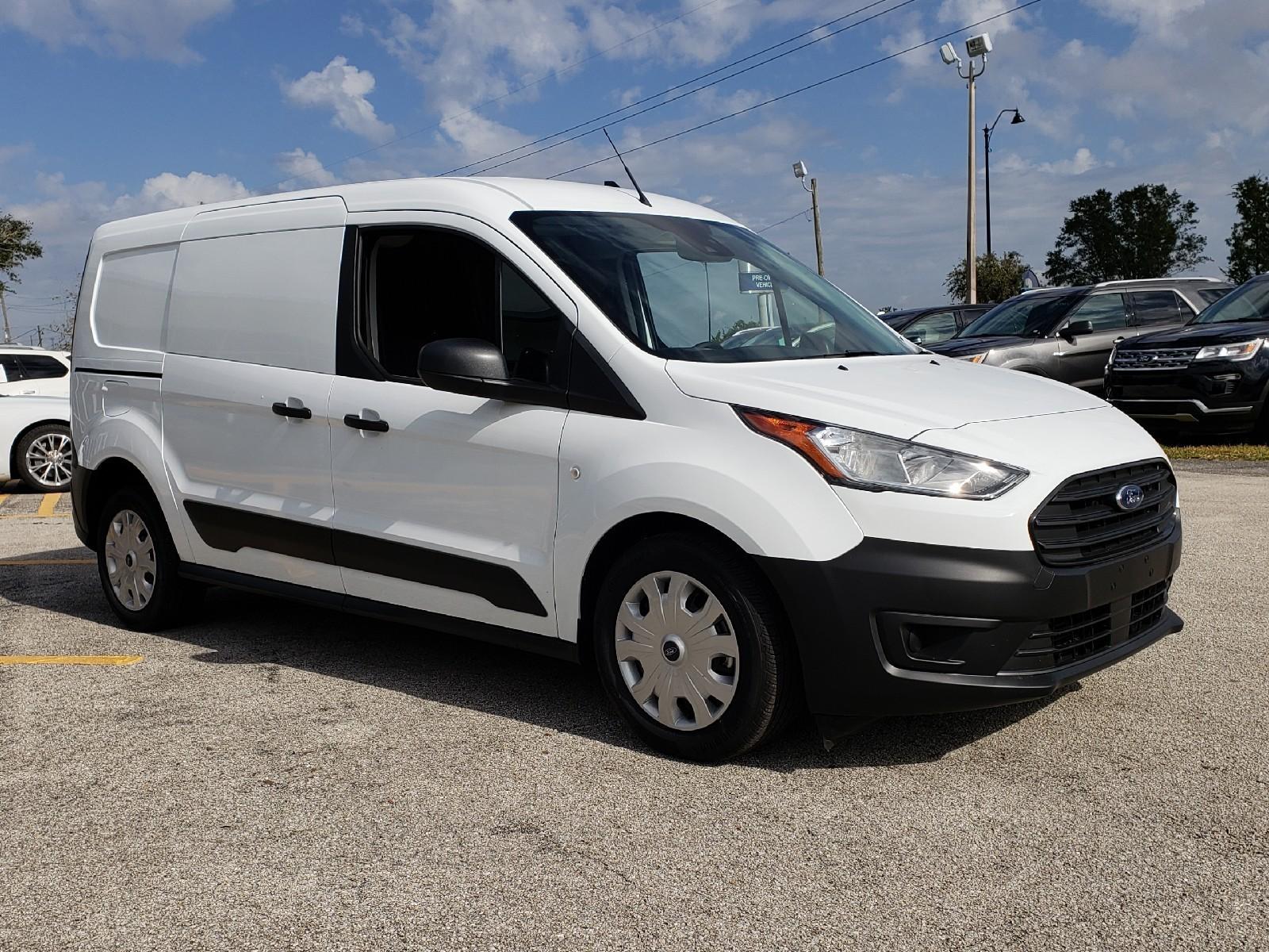 2019 Ford Transit Connect VAN XL LWB W/Rear Symmetrical Doors Van Cargo Van