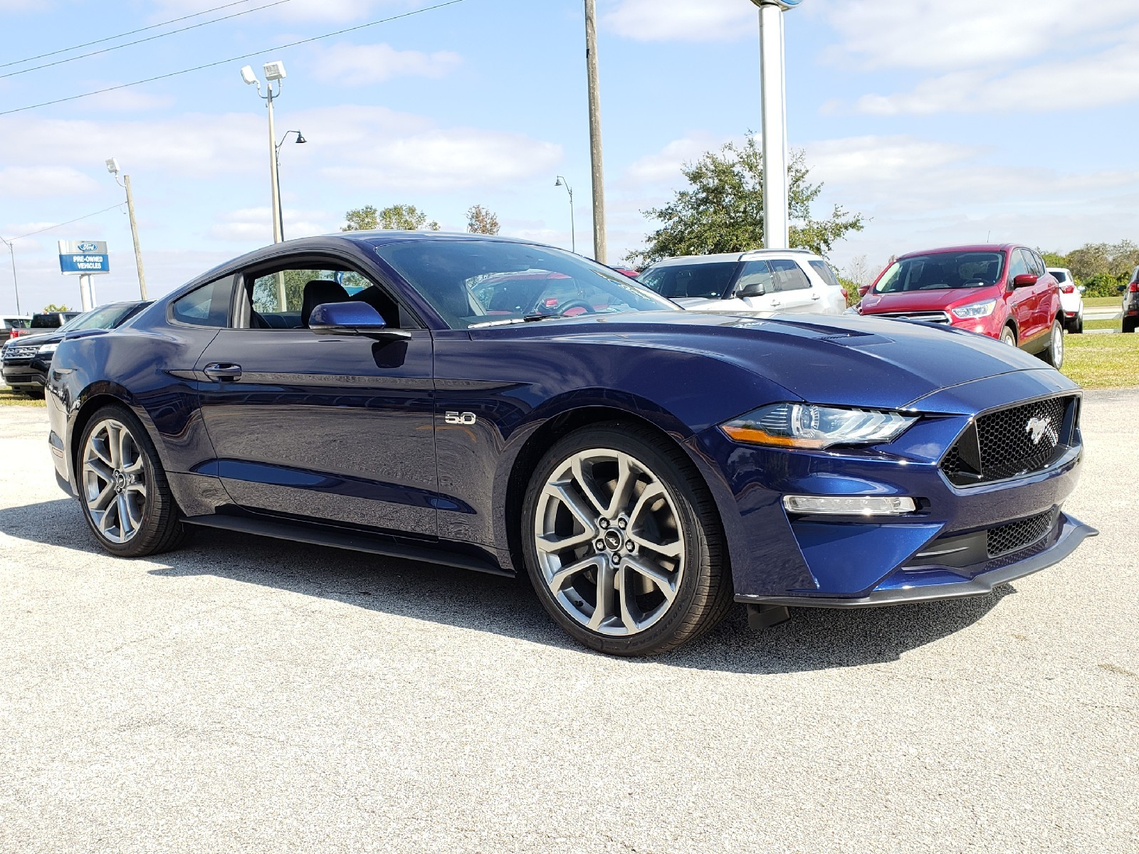 2019 Ford Mustang GT Fastback Coupe