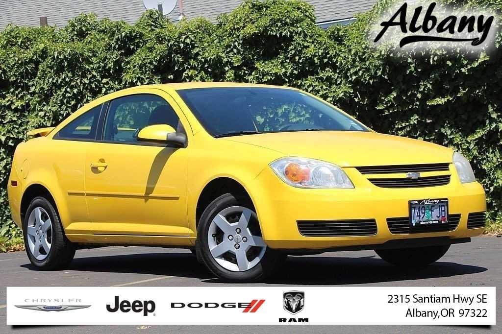 2007 Chevrolet Cobalt LT w/MP3 & Spoiler 2dr Car