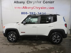 New 2020 Jeep Renegade TRAILHAWK 4X4 Sport Utility Albany MN