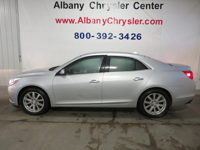 Used  2013 Chevrolet Malibu 1LZ Sedan in Albany, MN
