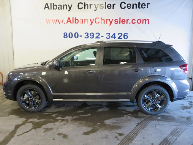 New 2019 Dodge Journey CROSSROAD AWD Sport Utility in Albany, MN