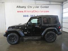 New 2019 Jeep Wrangler SPORT 4X4 Sport Utility Albany MN