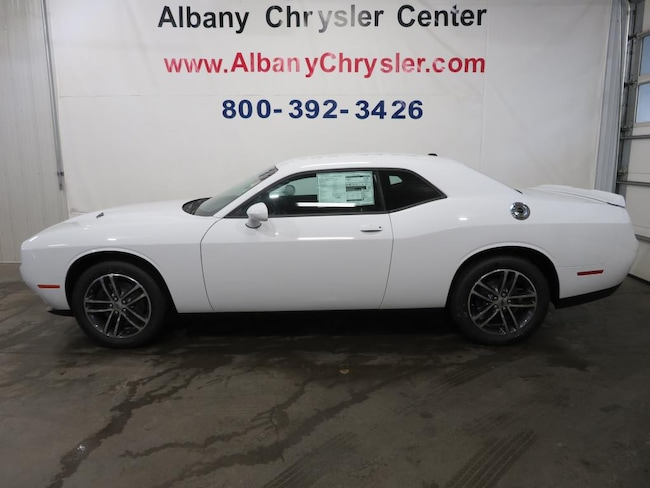 New 2019 Dodge Challenger SXT AWD Coupe in Albany, MN
