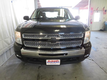 Used 2012 Chevrolet Silverado 1500 LTZ For Sale in Albany