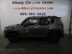 New 2020 Jeep Renegade UPLAND 4X4 Sport Utility Albany MN