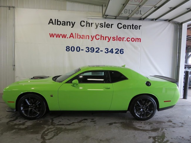 New 2019 Dodge Challenger R/T SCAT PACK Coupe in Albany, MN