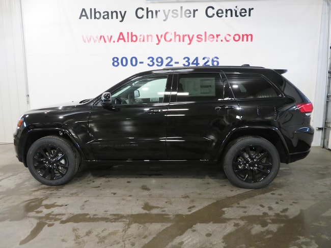 New 2019 Jeep Grand Cherokee ALTITUDE 4X4 Sport Utility in Albany, MN