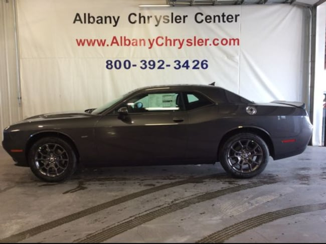 New 2018 Dodge Challenger GT ALL-WHEEL DRIVE Coupe in Albany, MN
