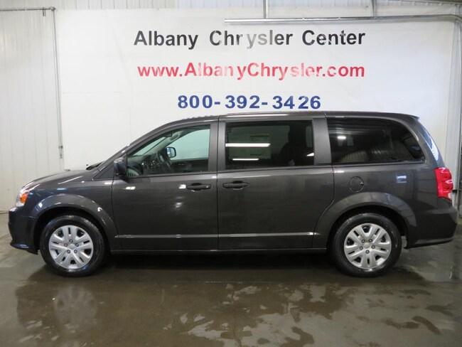 New 2019 Dodge Grand Caravan SE Passenger Van in Albany, MN