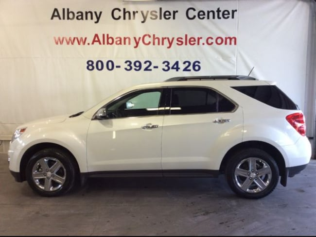 Used  2015 Chevrolet Equinox LTZ SUV in Albany, MN