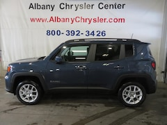 New 2020 Jeep Renegade LATITUDE 4X4 Sport Utility Albany MN