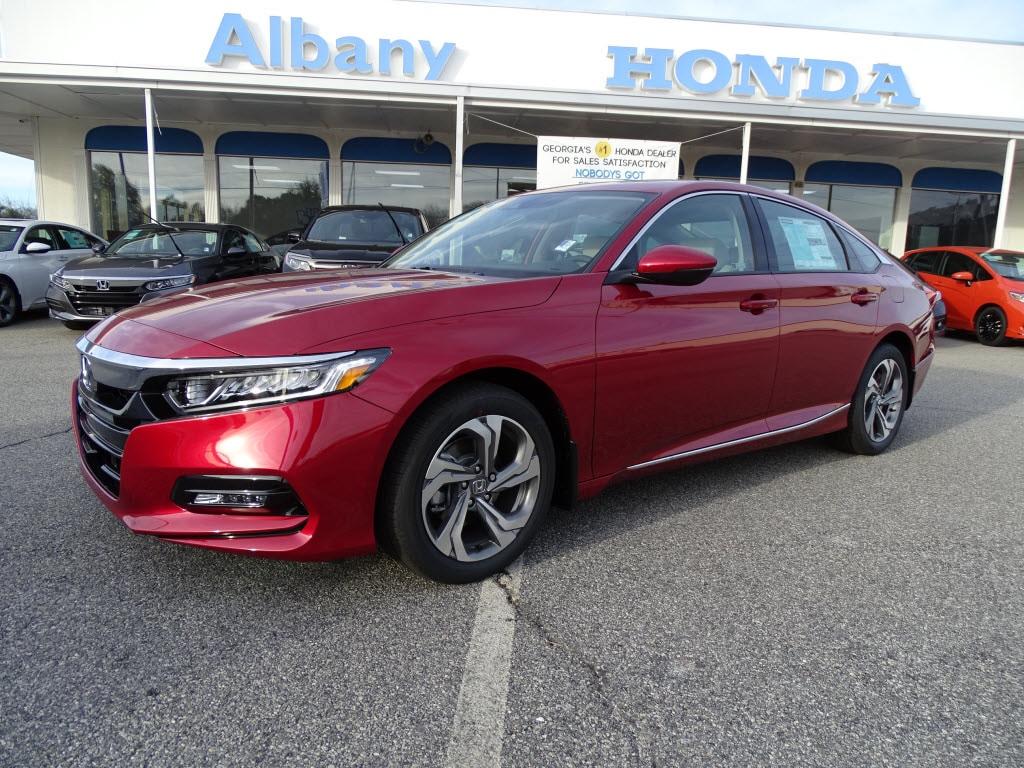 2018 Honda Accord EX-L Sedan
