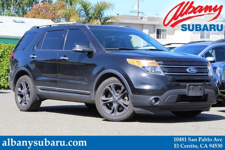 2013 Ford Explorer Limited SUV